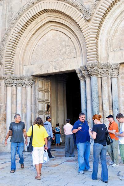 Jerusalem- Igreja do Santo Sepulcro