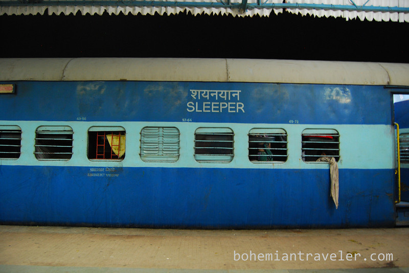 Junagadh am train arrival.jpg
