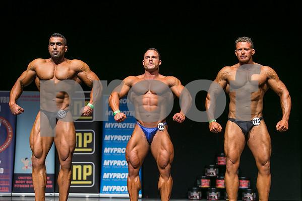 Bodybuilding up to 90kg