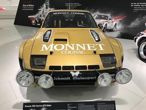 Porsche Museum Stuttgart, Germany