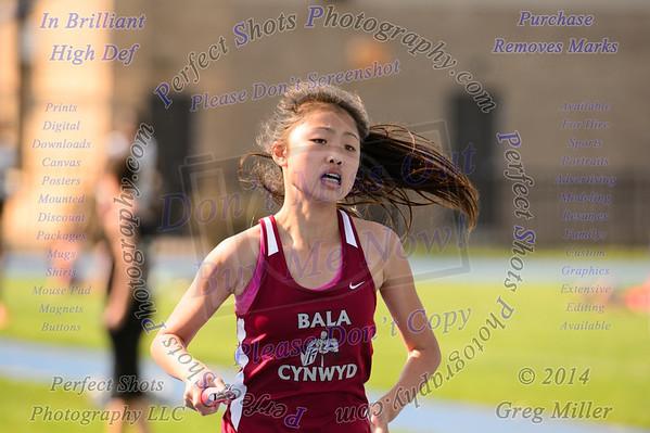 Relay Race 4 x 400 - Girls