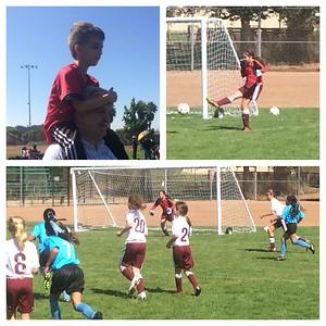 Valley United U11 2016 (Hanna's team)