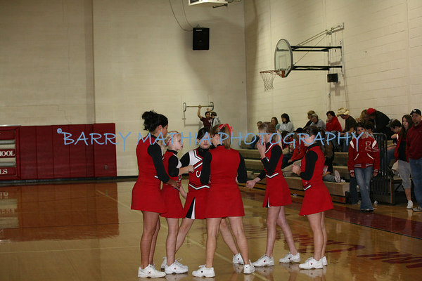 Lawson vs West Platte 8th girls
