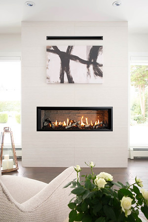 Zero Clearance Gas Fireplaces