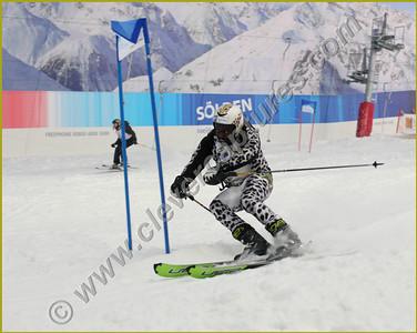 Snow Leopard Challenge - Racing