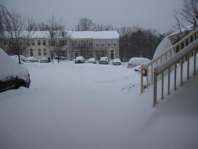 Snow Storm - December 2009