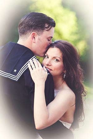Clayton & Alysia Wedding