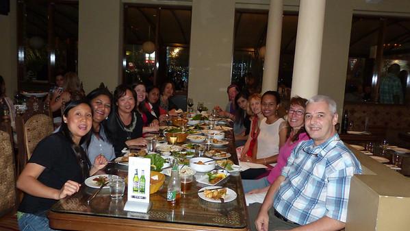 HWPS P&C Dinner 2013
