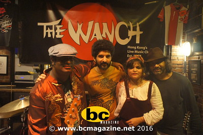 The Tapi Project @ The Wanch - 3 September, 2016