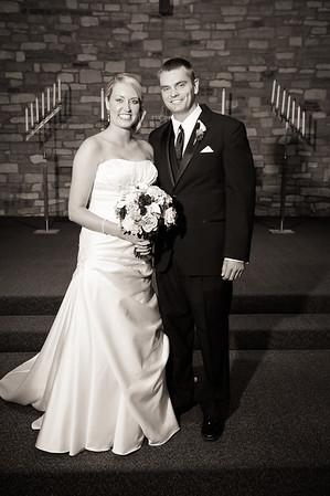 Whitney and Nate Wedding