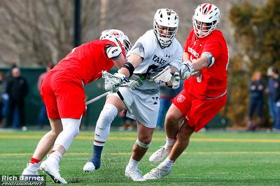 NCAA MLax: Cornell at Yale; 3/16/19