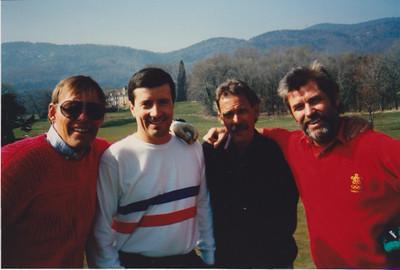 La Plagne Ski Trip 1989