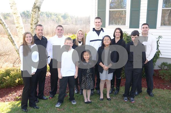 O'Keefe Family 2013