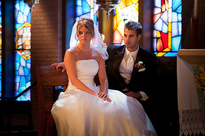 Mark and Brittany