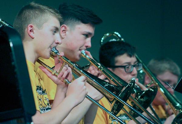 Vinton-Shellsburg Middle School Band Concert