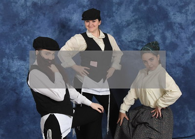 Fiddler on the Roof Candids 2017