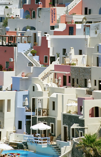 Santorini (July 2006)