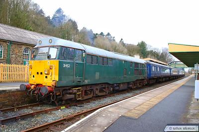 2018 - Dartmoor Railway