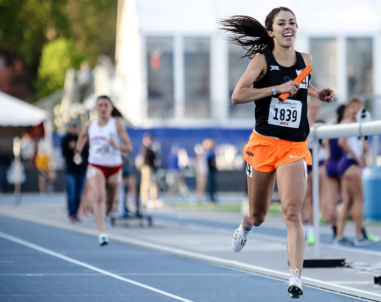 2017 Drake Relays Distance Carnival