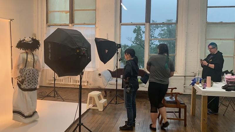 Studio Time Lapse.mov