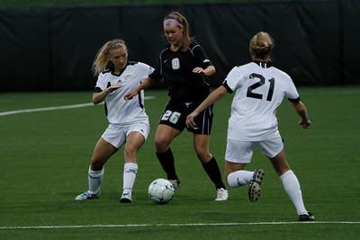 NKU Women's Soccer vs Oakland 2012