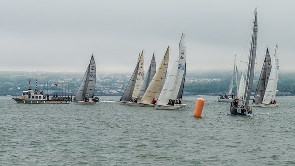 Howth YC Sportsboat Cup