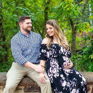 Nicole & Mark's Maternity Portraits