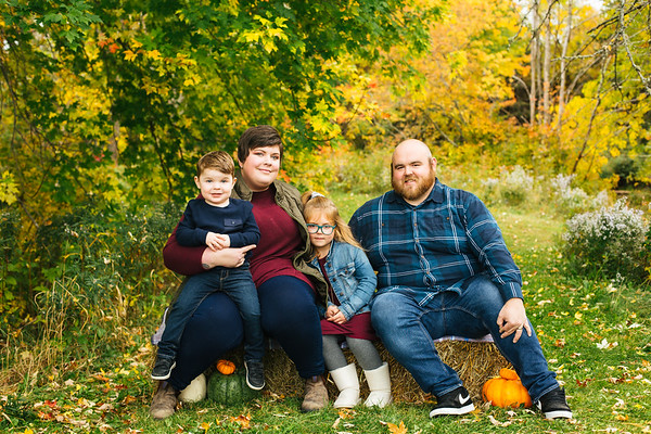 Fall Family Mini Sessions-The Myers