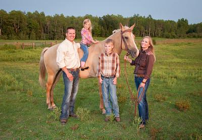 Lisa & Joel Family