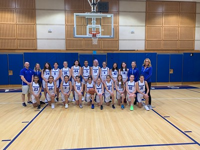 MMS Grades 7 & 8 Girls Basketball Team