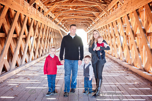 The McCreary Family- Mini Session