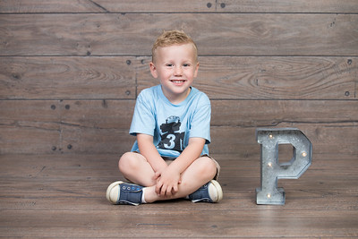 Parker 3 year session