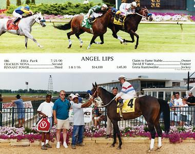 ANGEL LIPS - 7/21/2000