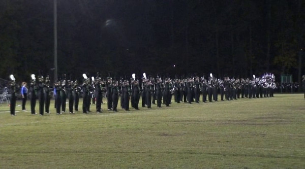 2009-10-31: Cary Band Day Videos
