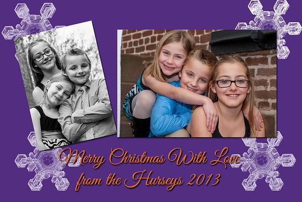 Hursey Family