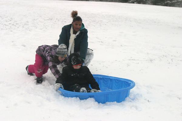 January 2013 snowstorm