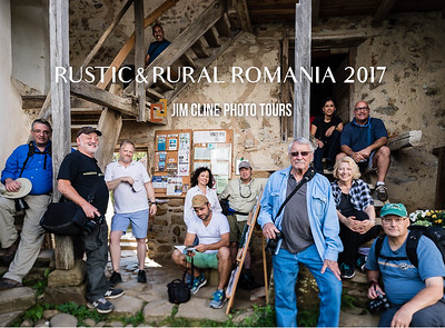 Rustic & Rural Romania 2017
