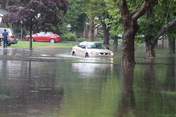 Neighborhood Flood 2014