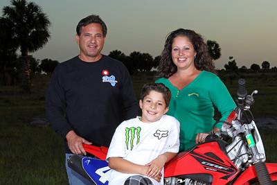Gardner Family 2012