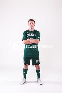 2018 Men's Soccer Photoshoot