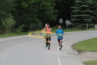 Half Marathon at 1.2 Mile Mark Gallery 1 - 2014 Charlevoix Marathon