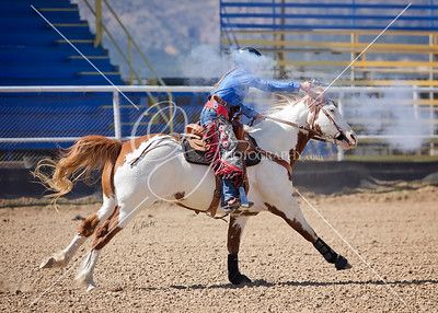 Colorado Mounted Thunder- Battle in the Cañon- 4.4.15