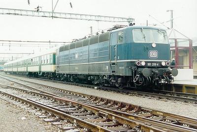 DB Class 181