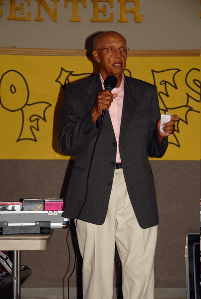 Former State Rep. Johnaton Wells gives his words of wisdom,