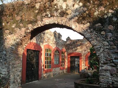 Ex-Haciendas Near Taxco