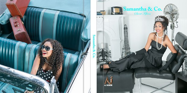 Samantha Co Album Design