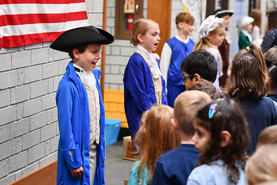 4th Grade Road to Revolution