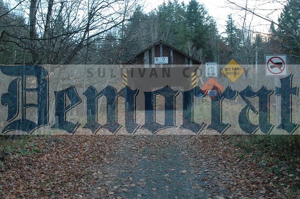 Willowemoc Covered Bridge