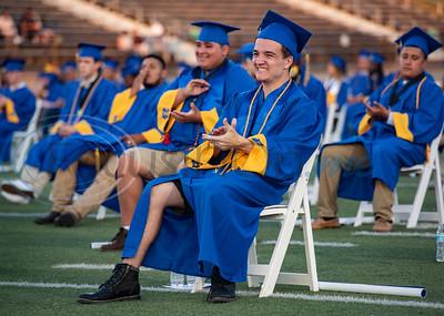 Chapel Hill High School Graduation 2020 by Sarah A. Miller