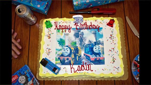Kadin's 3rd Birthday Party